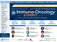 2019 The Immuno-Oncology Summit Brochure